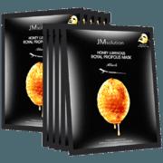 JMsolution水光蜂蜜面膜10片