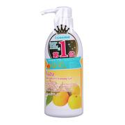 日本原装Nursery 卸妆啫喱500ml 卸妆乳柚子味清洁温和不油腻