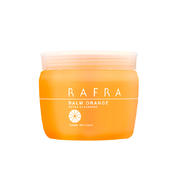 RAFRA香橙温感去角质卸妆膏100g